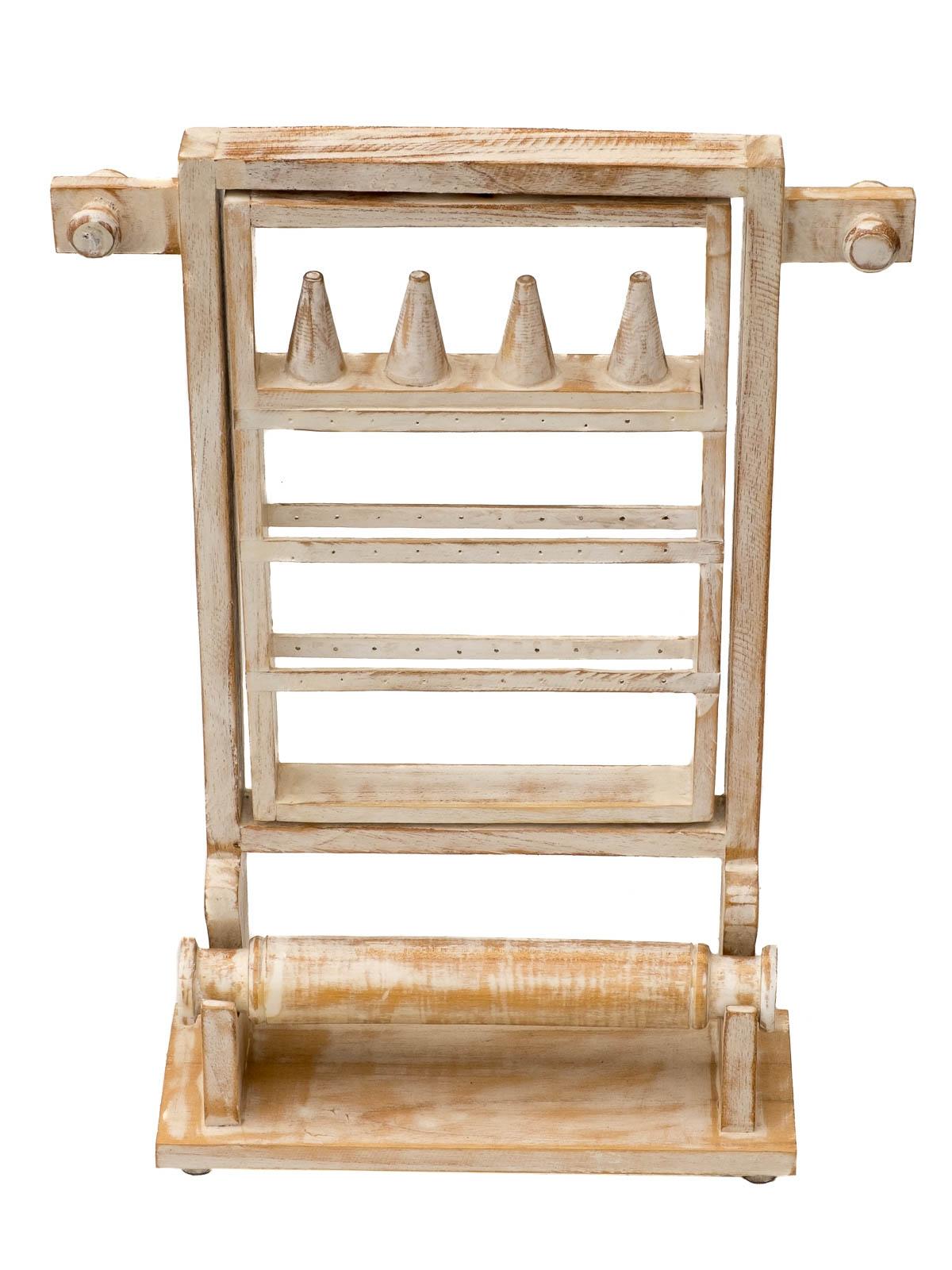 Porte bijoux en bois la case d co - Porte bijoux en bois ...